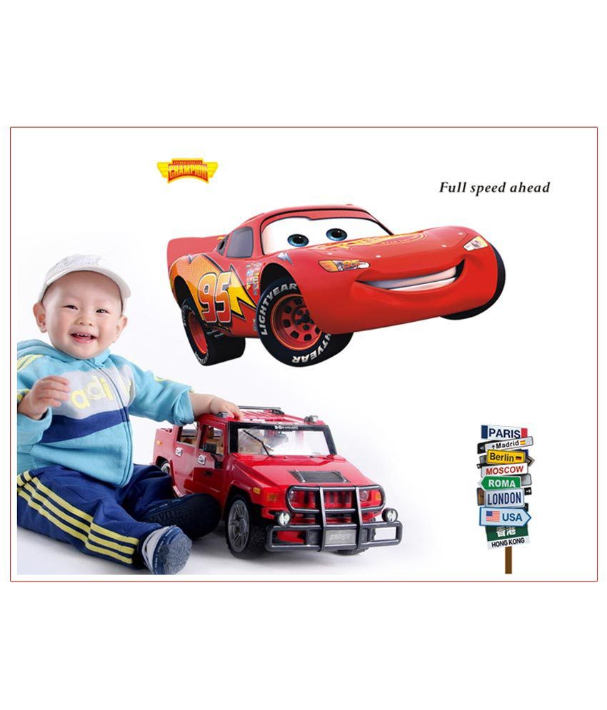 Lightning mcqueen wall stickers india 28 images lighting lightning mcqueen wall stickers india uberlyfe lightning mcqueen wall vinyl decal decor sticker amipublicfo Gallery
