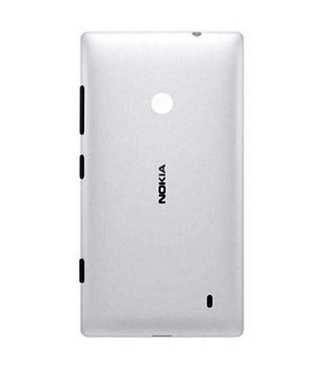 free shipping 6b280 75838 Nokia Lumia 520 Battery Back Panel White