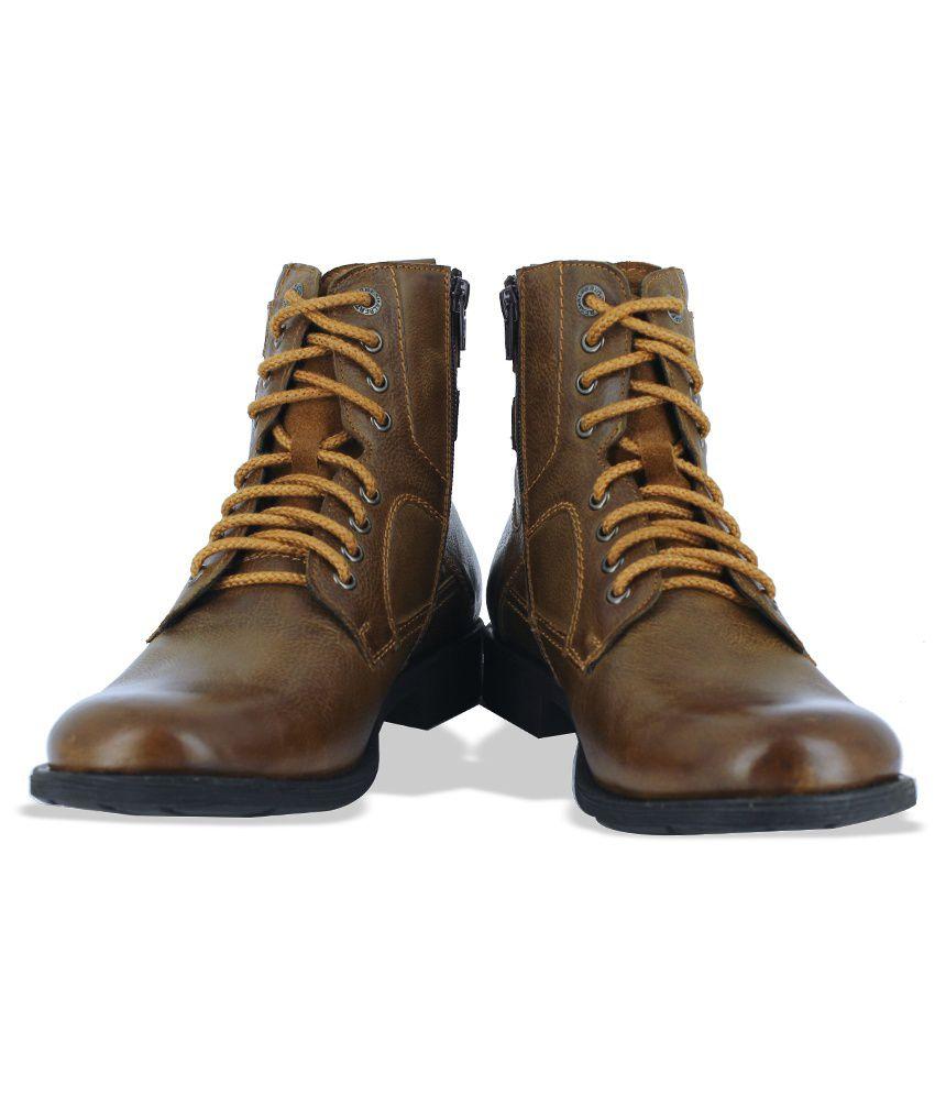 f75a3ae1cf1 Alberto Torresi Brown Cowboy boot