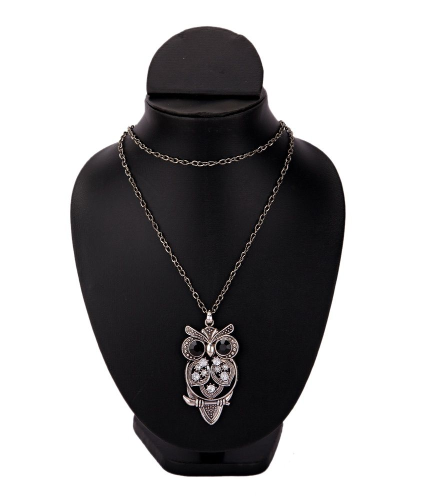 Jdx White Traditional Necklace Set