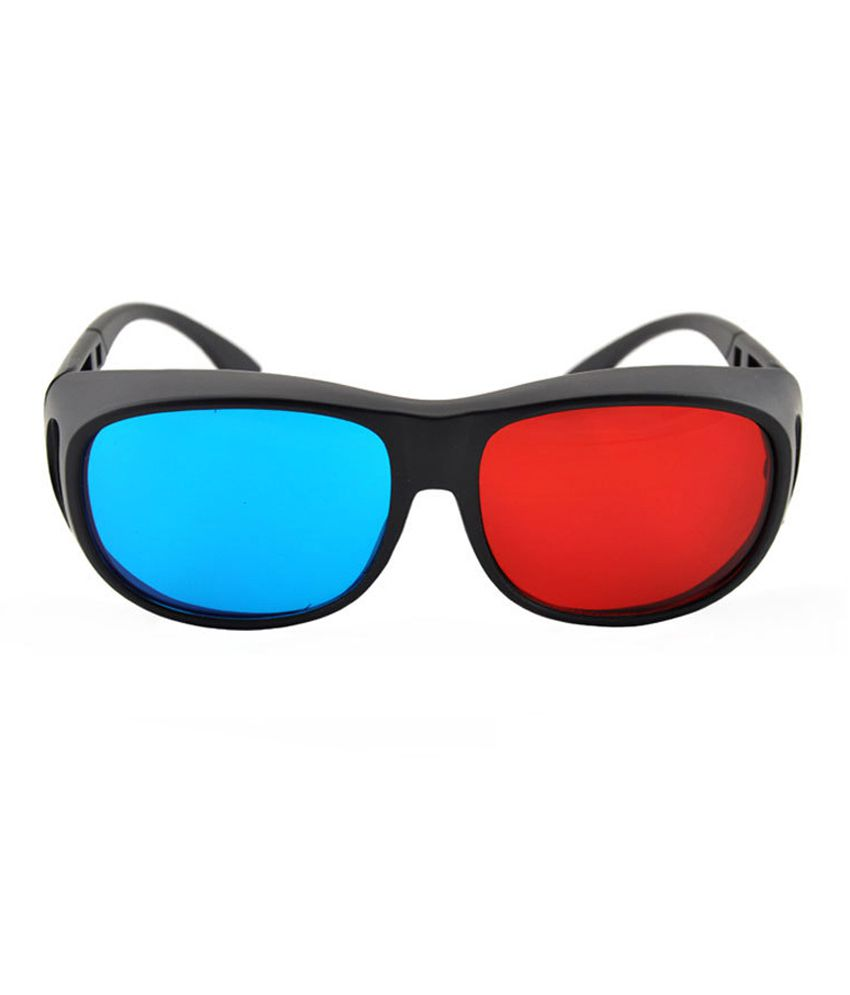 Tech High Quality Anaglyph 3D Glasses Online At