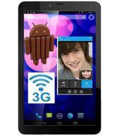 Vox 17.7 Cm Android 4.4.2 Kitkat 3g Dual Sim Calling Tablet V-105