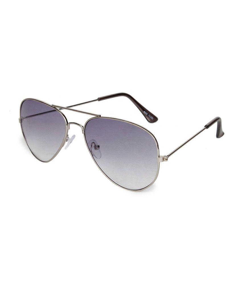 Pede Milan Maroon Square Casual Sunglasses For Men