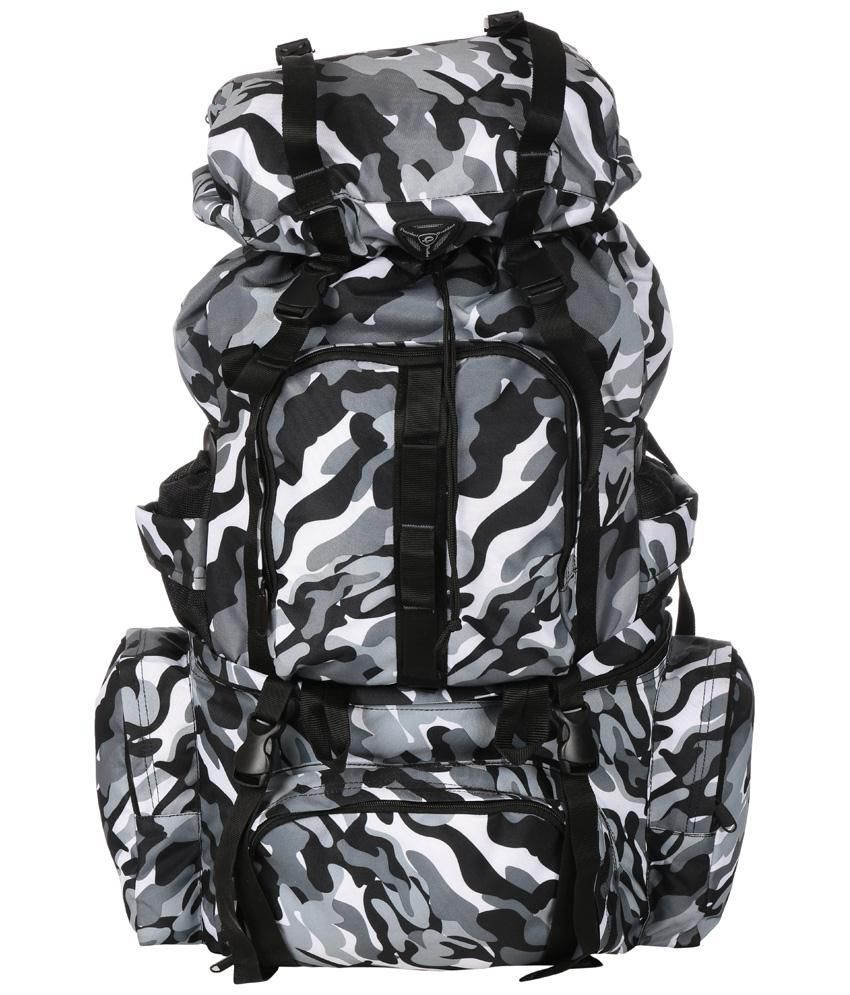 President Gray Hiking Bag  available at snapdeal for Rs.1478