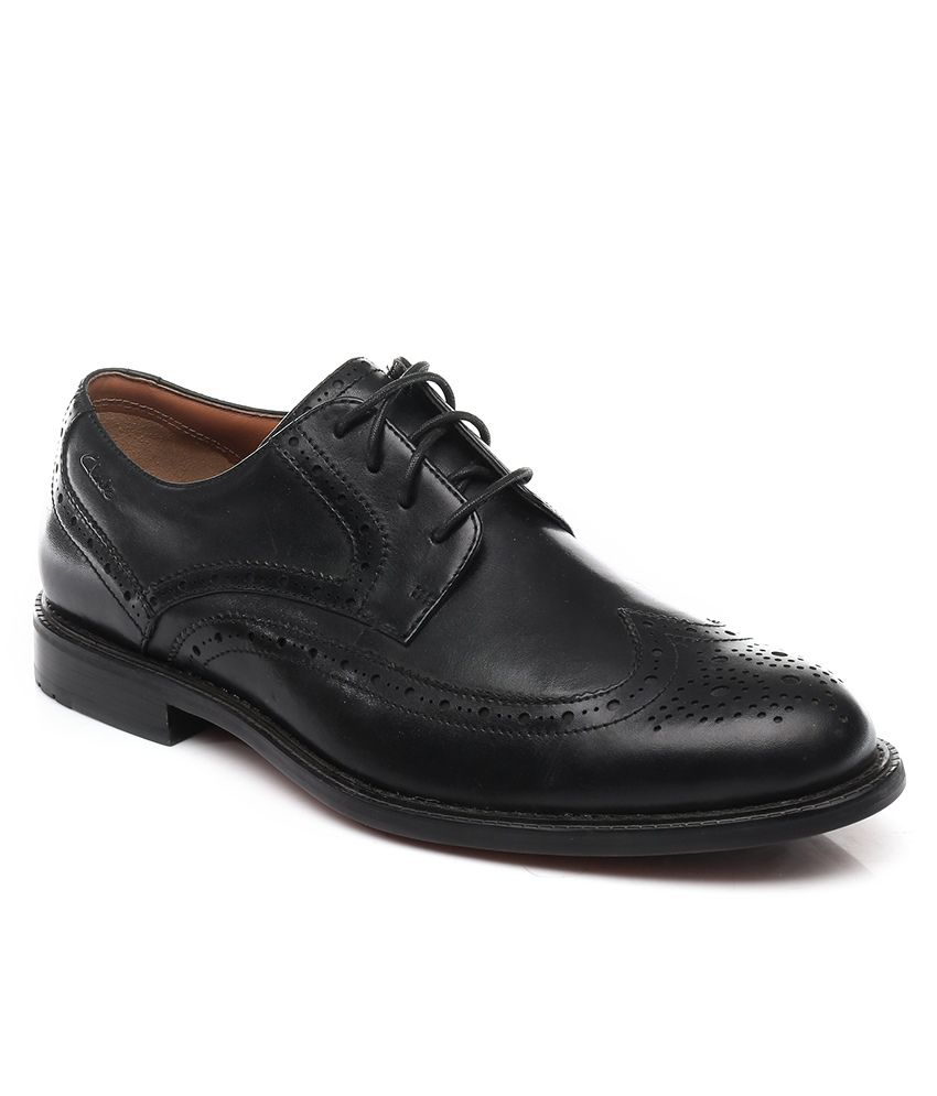53375ecf06 Clarks Dorset Limit Formal Shoes Price in India- Buy Clarks Dorset Limit  Formal Shoes Online at Snapdeal