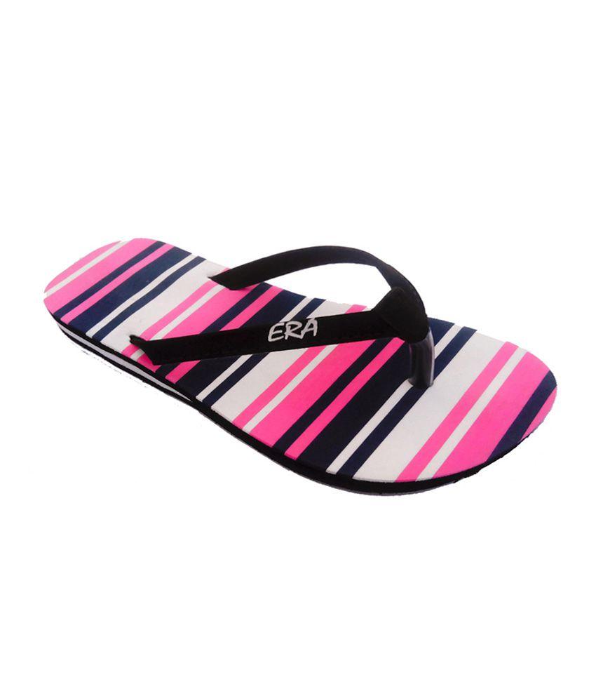 ERA Pink Slippers