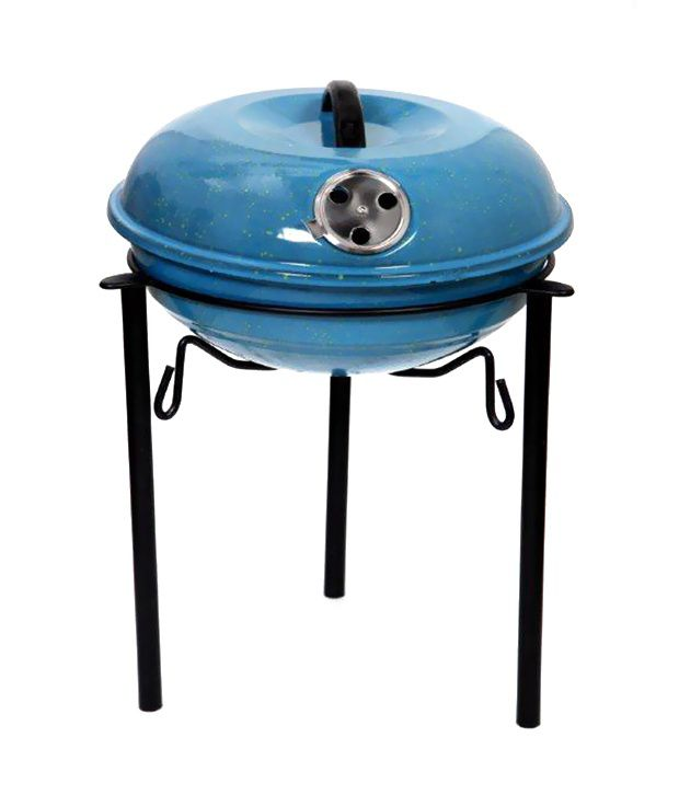 Kuche Grillinu0027 Barbeque Black: Buy Online At Best Price In India .