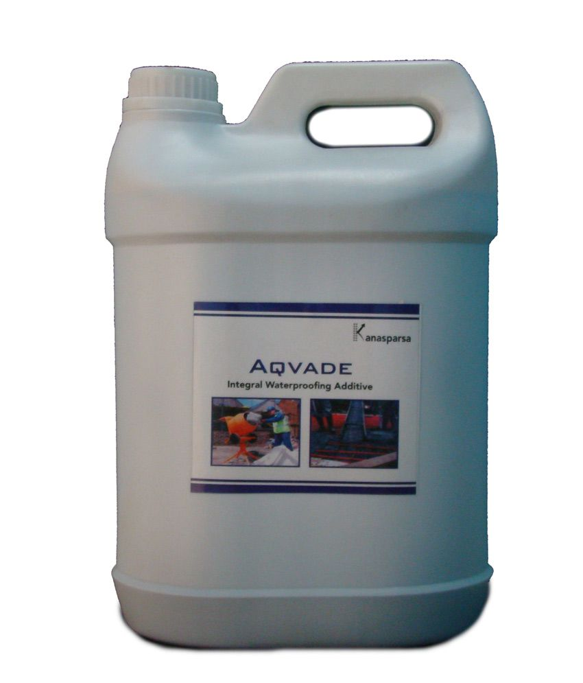 Aqvade Kanasparsa Waterproofing Liquid Additive