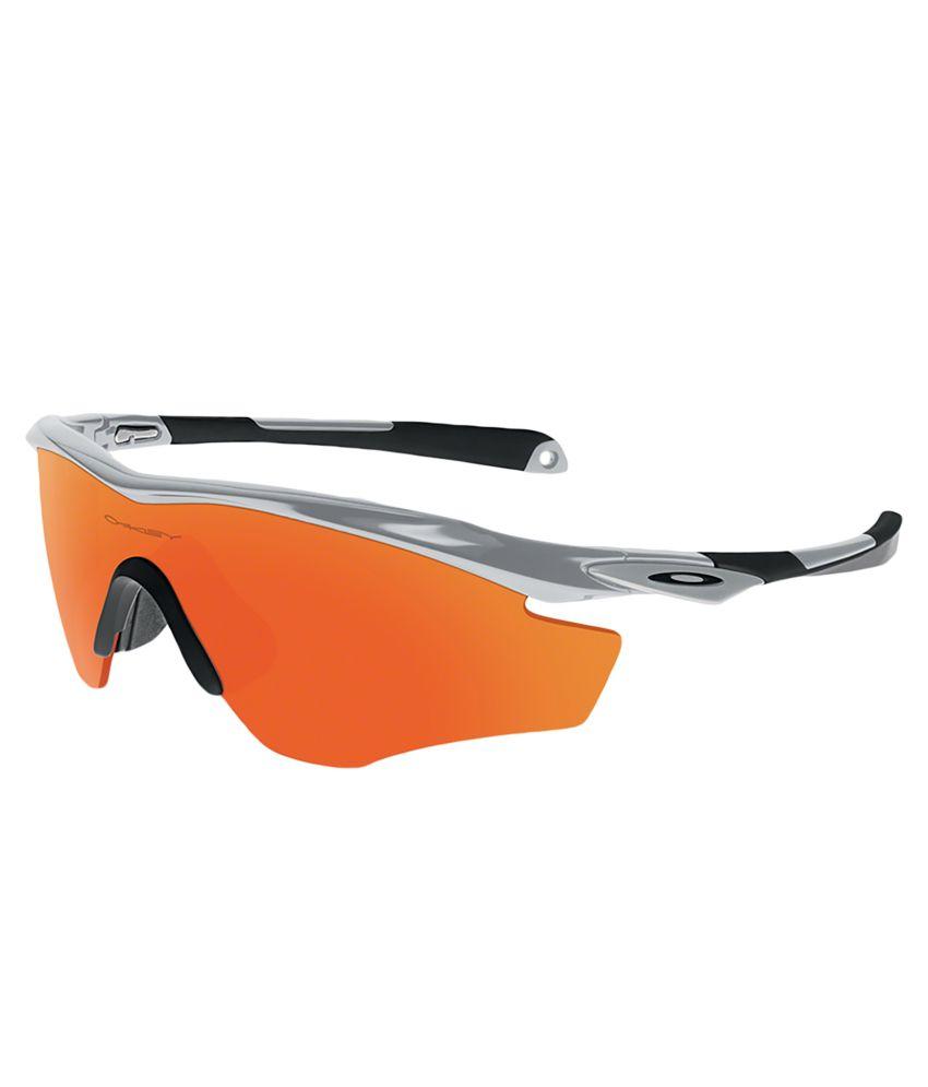 Oakley Oo9212-04 Medium Men Sport Sunglasses