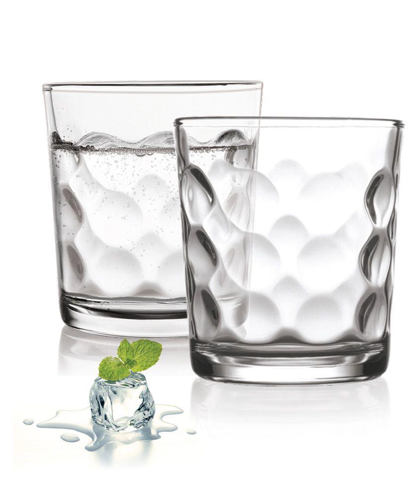 Prego Terra Glass - 250 Ml (set Of 6)