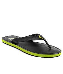 Puma Ketava Dp Black Slippers