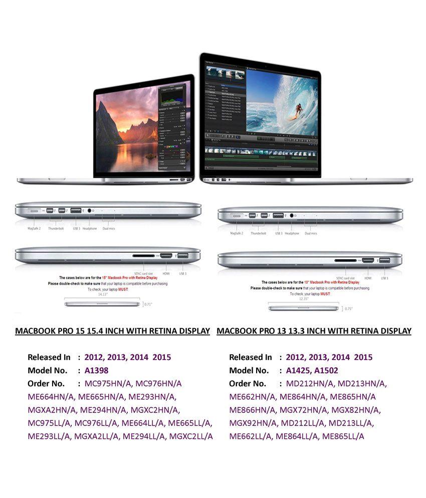 PINDIA Apple Macbook Pro 13 13 3 Inch Md101Hn/A & Md101LL/A Palm Guard