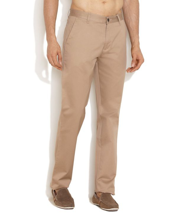 Scullers Natural Sleek & Smart Chinos