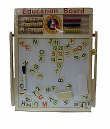 V.t. Magnetic Black Education Board