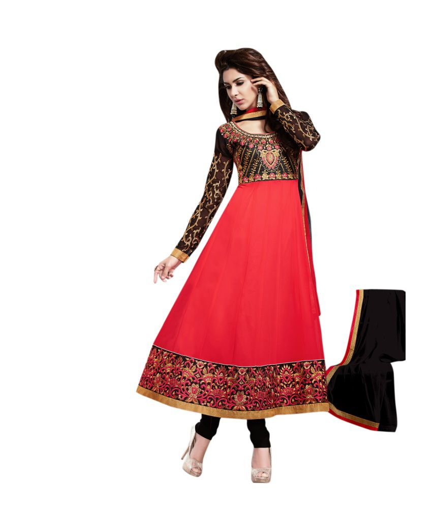Avimaanarkali Georgette Suits