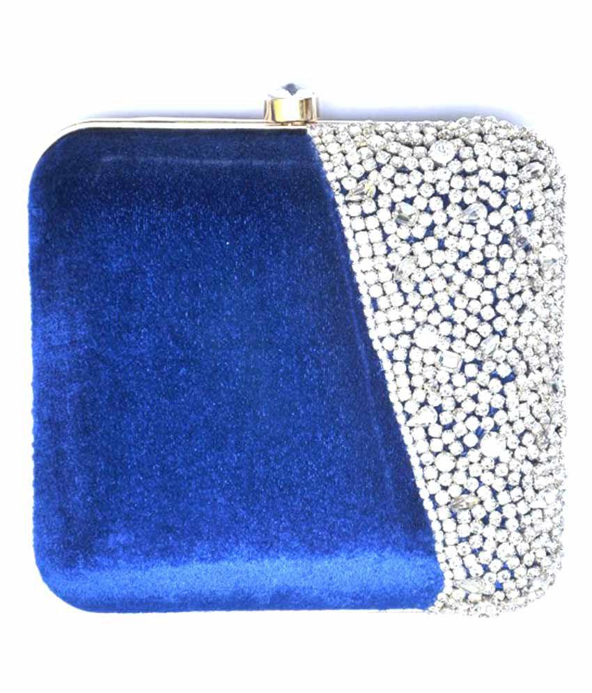 Beautifeel Blue Clutch