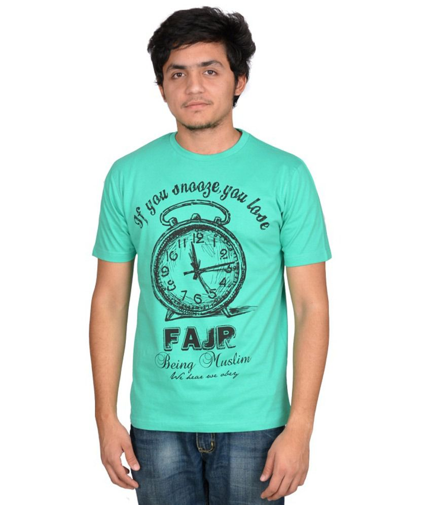 Being Muslim T Shirt