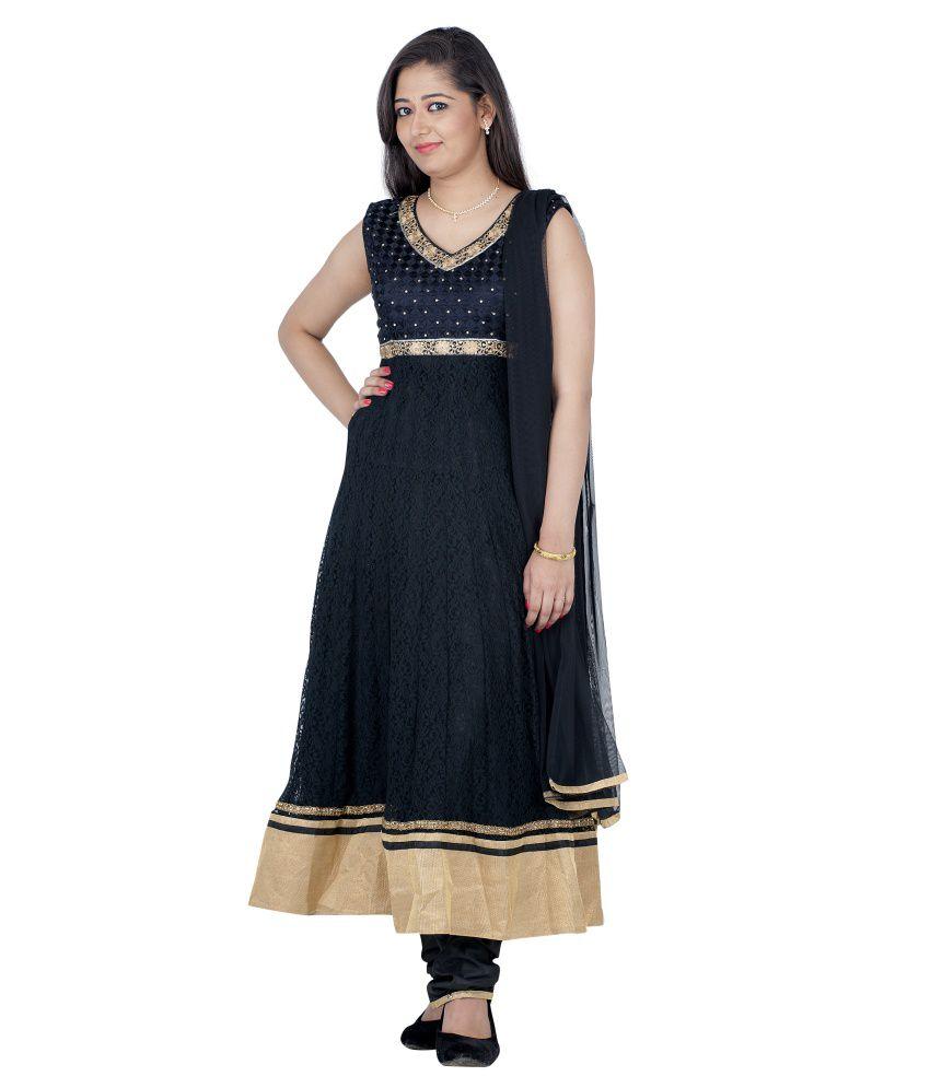 Fashiontra Anarkali Salwar Suit