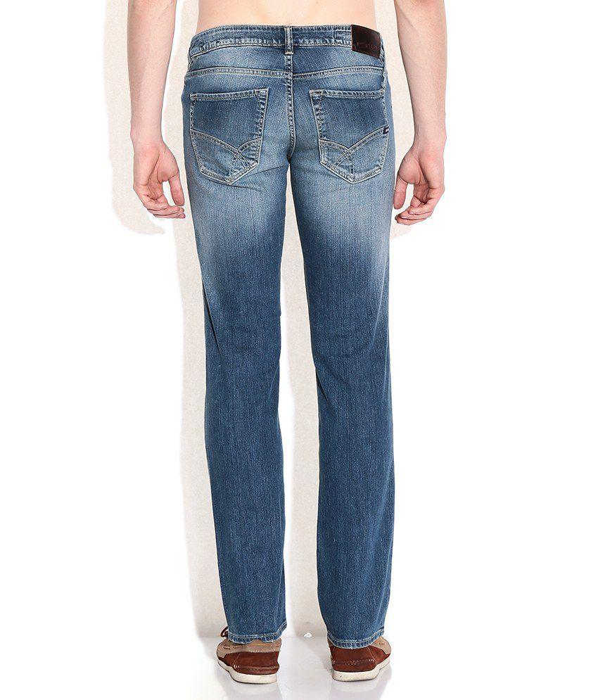 GAS Blue Morris Zip Fit Jeans - Buy GAS Blue Morris Zip Fit Jeans ... 9ffef00de21