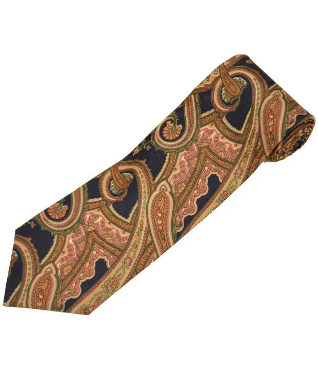 Sakshi International Printed Formal Board Ties