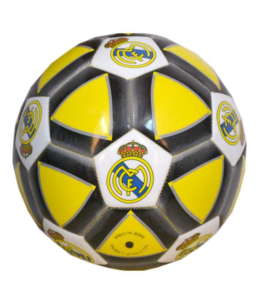 Merchant Eshop Multicolor Real Madrid Football