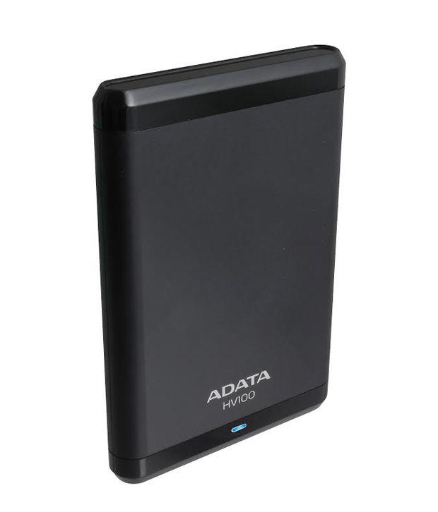 Adata 1 Tb External Hard Disks Black