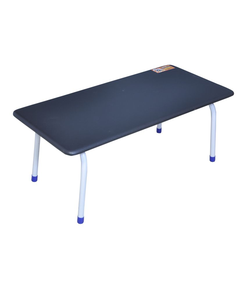 Csm Folding Wooden Bed Table - Black