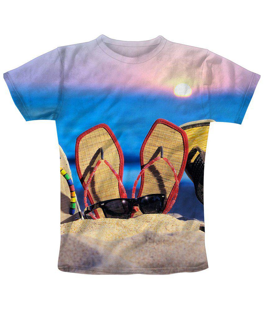 Freecultr Express Multi Laze T Shirt