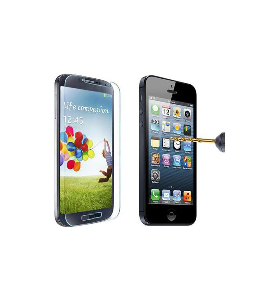 Get The Best Tempered Glass For Apple I Phone 5/5s