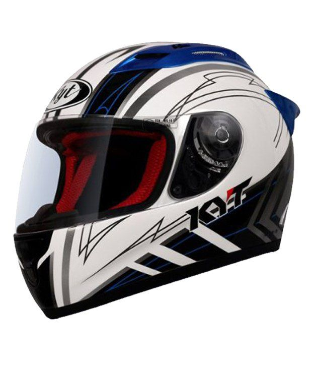 KYT Full Face Helmet