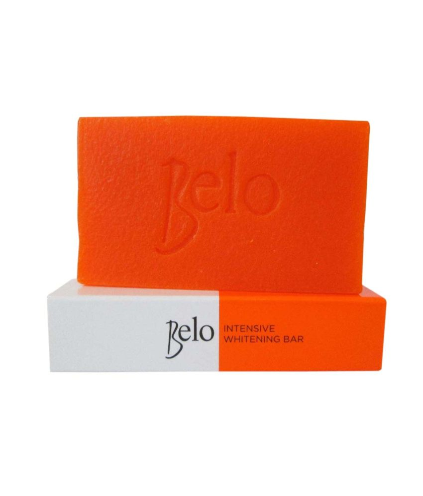 Amazing Enterprises Belo Intensive Whitening Soap With Kojic Acid And  Tranexamic Acid For Dark Spots