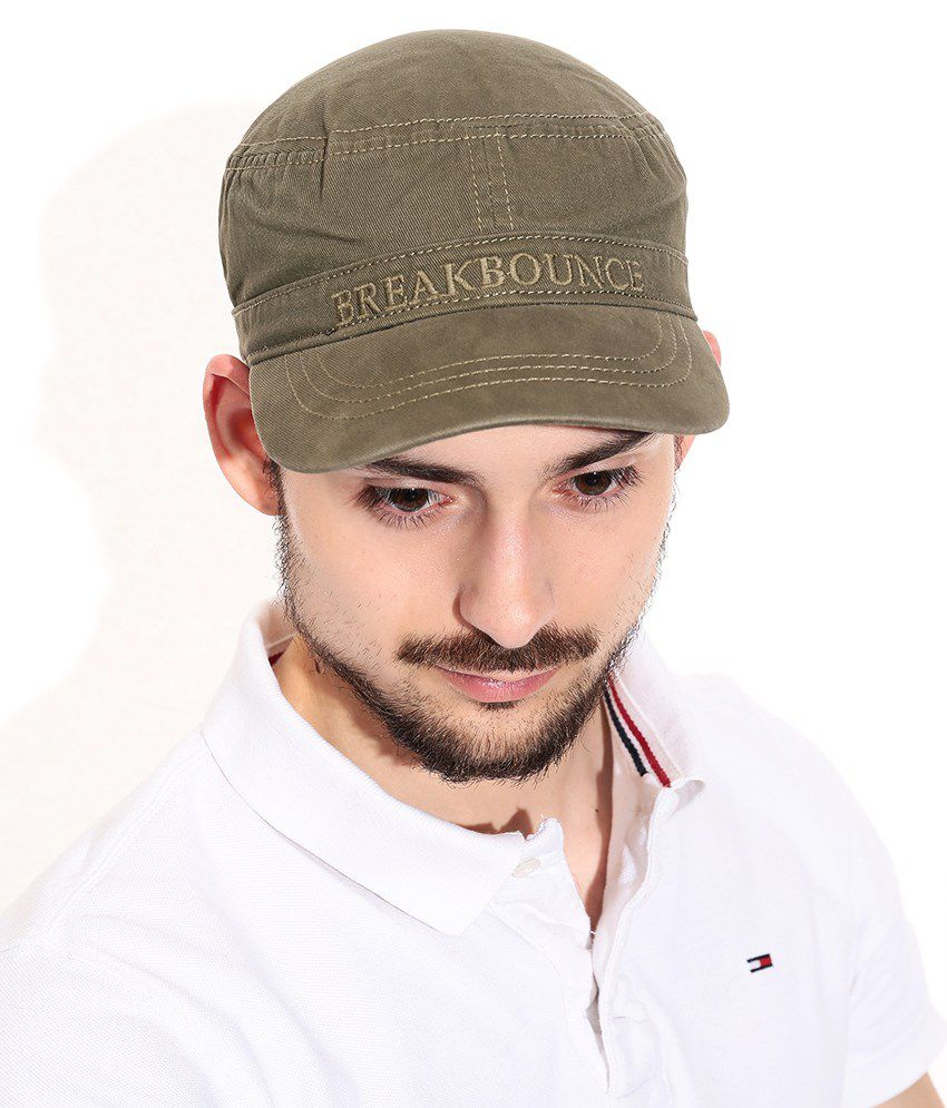 Breakbounce Green Cap