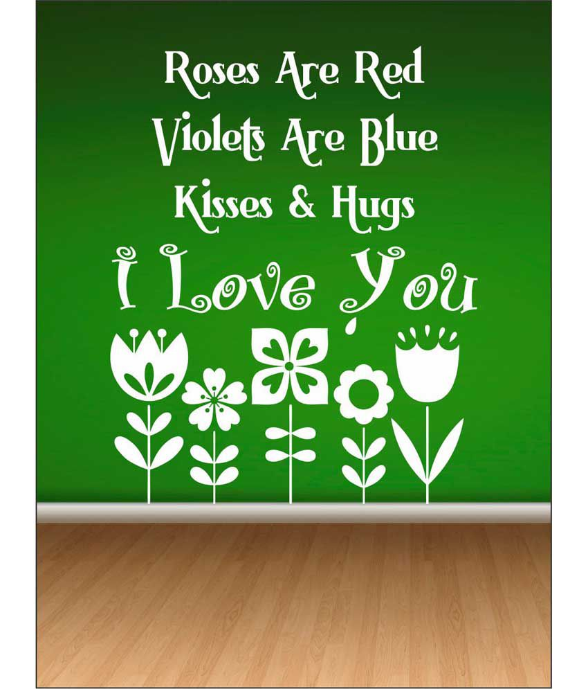 wall1ders i love you white stickers giant buy
