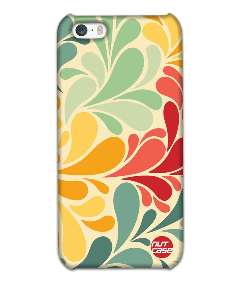 Apple iPhone 5S Printed Covers by Nutcase