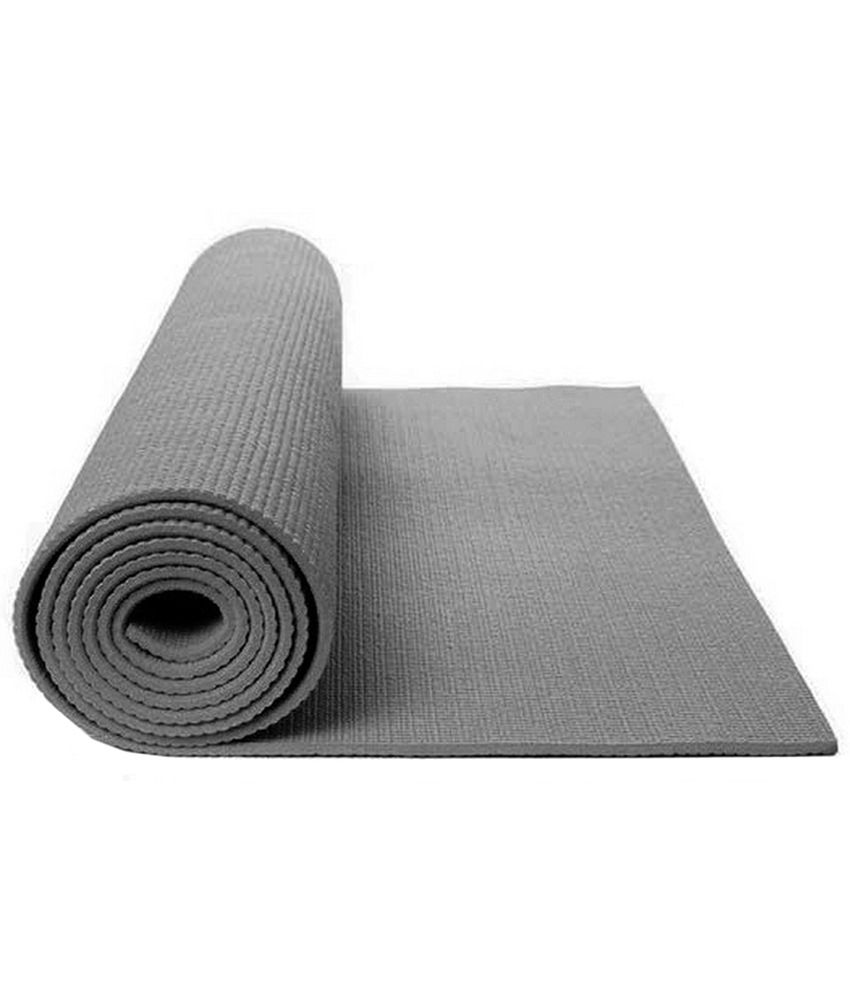 Cosco Gray Power Yoga Mat: Buy Online At Best Price On