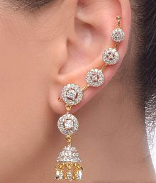 Cool Pretty Women Earring Buy Pretty Women Earring Online In India On Snapdeal