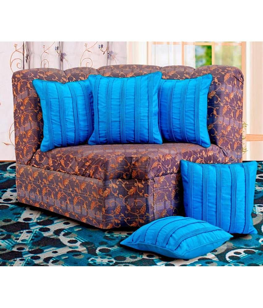Dekor World Cushion Covers (Set of 5)