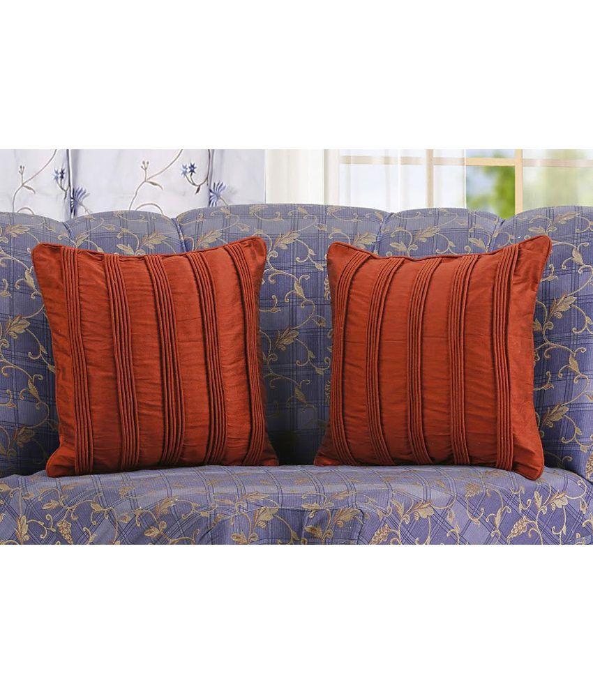 Dekor World Cushion Covers (Set of 2)