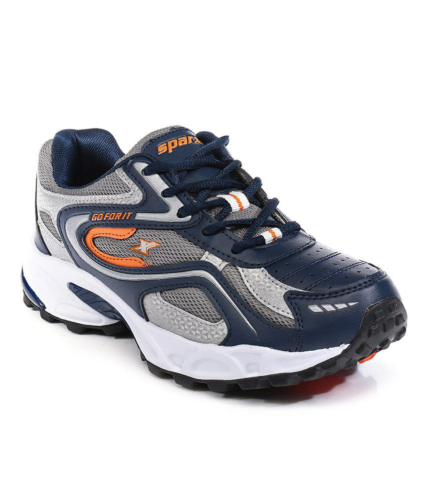 shoes sports sparx navy snapdeal running footwear india prices