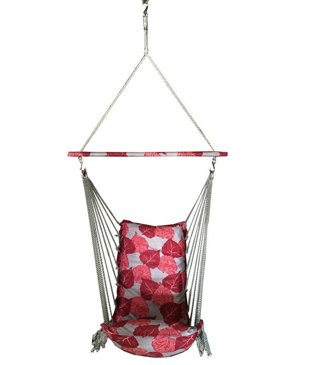 Amazing ... Kaushalendra Garden Zula Hammocks Handmade Hanging Nylon Cotton Single  Patio Rope Swing Chair Seat ...