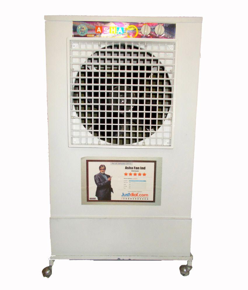 Asha 30 1010S Desert Cooler White