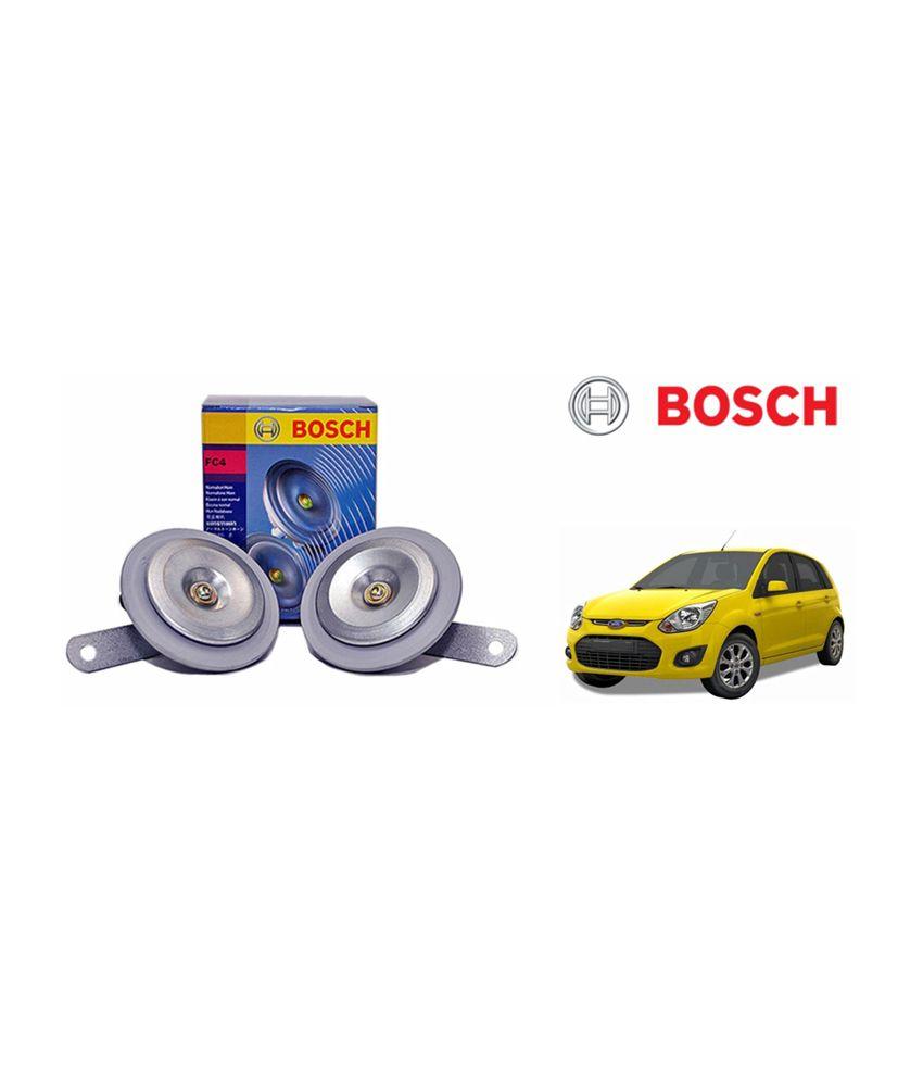 Bosch Car Fc4 Horn 191 Set Of 2 For Ford Figo Buy Bosch Car Fc4