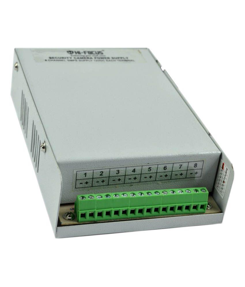Hi Focus AIHFSMPS8CH Surveillance System