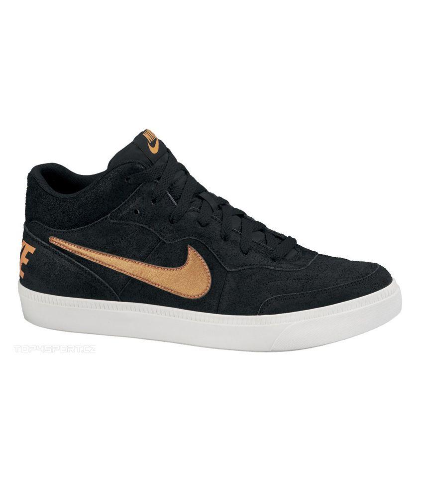 Nike Black Sneaker Shoes - Buy Nike Black Sneaker Shoes Online at ...