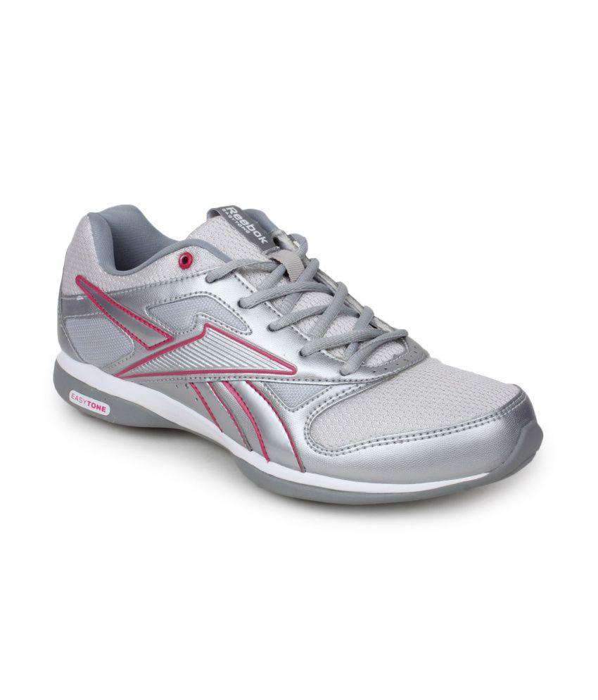 reebok silver sport shoes price in india buy reebok