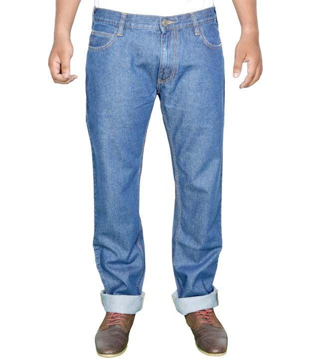 Lee Basics Blue Jeans
