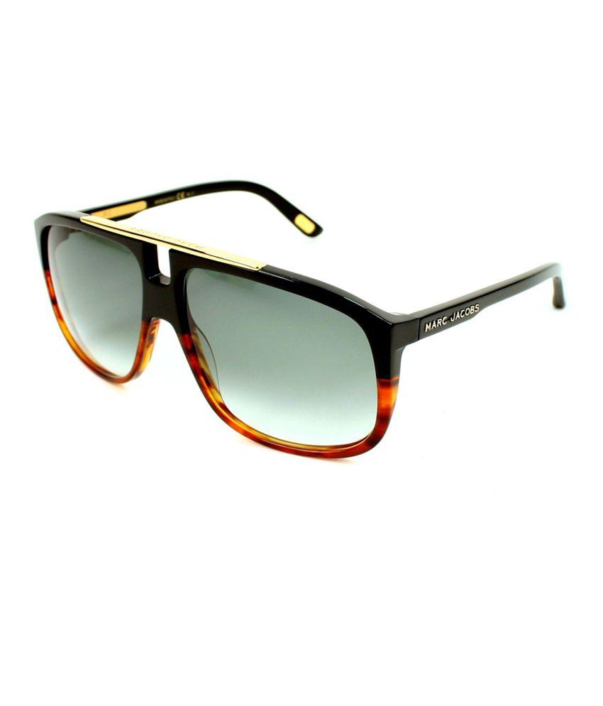 MARC JACOBS-MJ-252-S-OHQYR Non Metal Designer UV Protection Sunglasses For Men