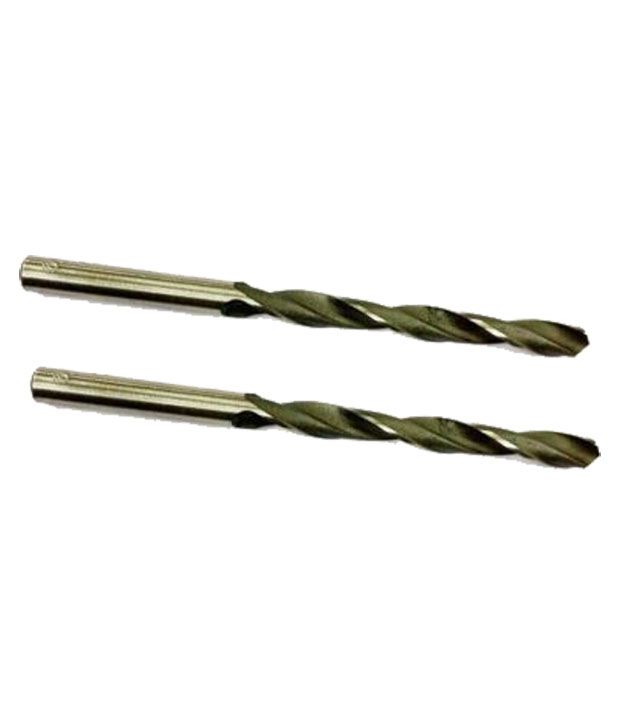 Addison-Jobber-Series-4.5mm-HSS-Parallel-Shank-Twist-Drill-(Pack-of-10)