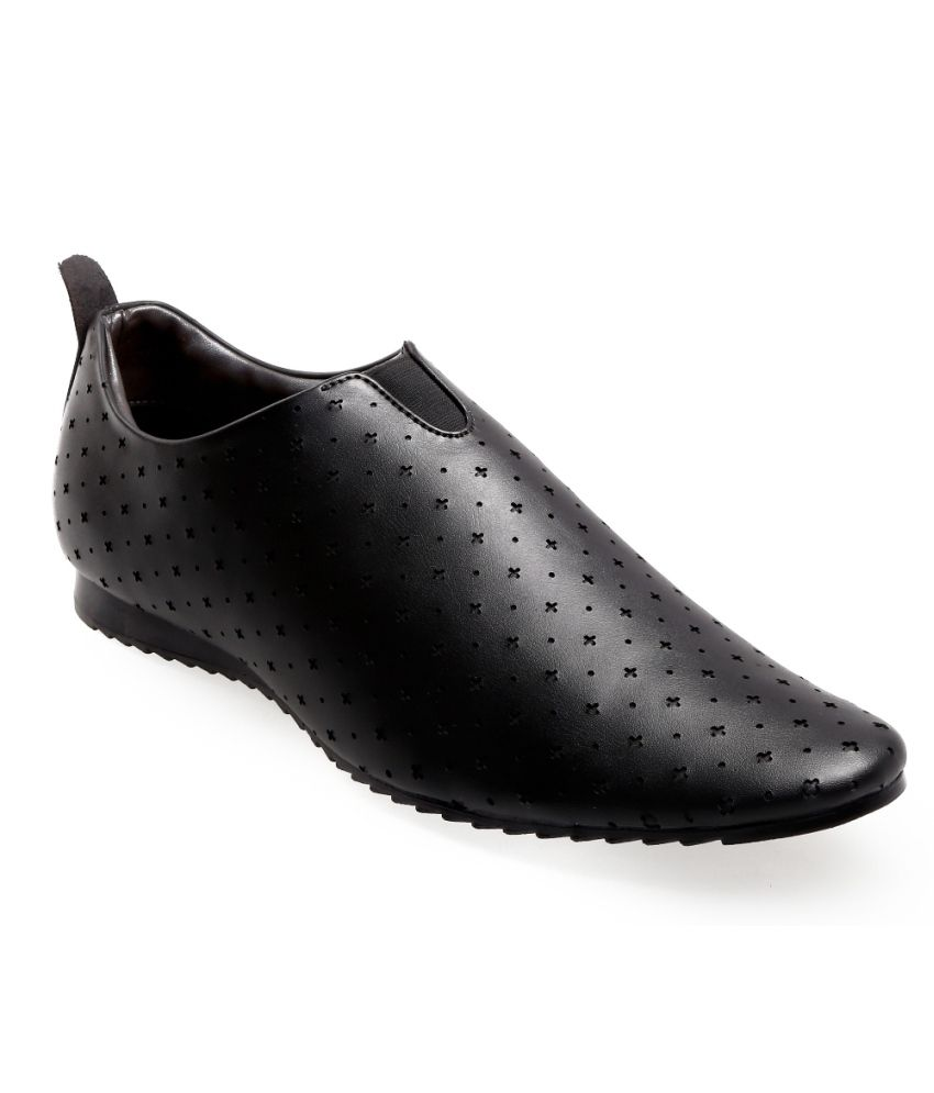 catbird fancy black casual shoes price in india buy