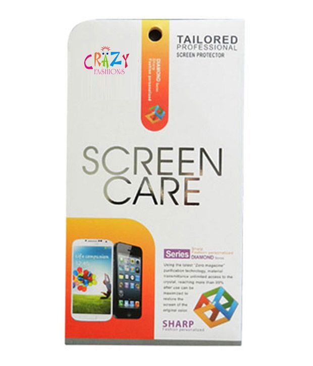 Crazy Fashions Screen Guard for Nokia XL - Pack of 5